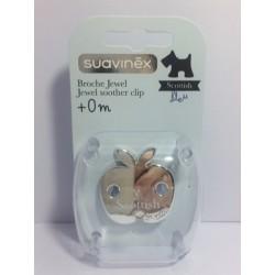 Suavinex broche Jewel Scottish