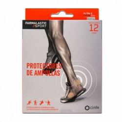 Farmalastic  Sport protector de Ampollas 12 Uds.