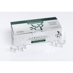 Germinal acción profunda ácido hialurónico 30 ampollas monodosis