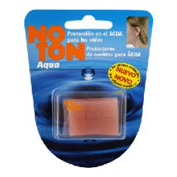 Noton tapones agua de silicona moldeable 6 Uds.