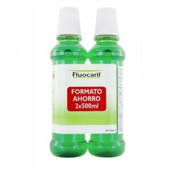 Fluocaril bi-fluoré colutorio 2x500 ml