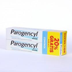 Parogencyl encías control pasta dentífrica 2x125 ml