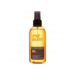 Piz buin tan & protect aceite acelerador del bronceado 30 SPF 150 ml