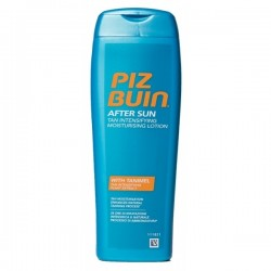 Piz buin after sun calmante y refrescante 200 ml.