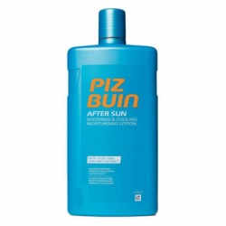 Piz buin after sun calmante y refrescante 400 ml.