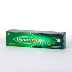 Berocca boost con guarana 15 comprimidos efervescentes