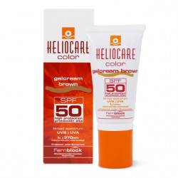 HELIOCARE COLOR GELCREMA BROWN 50 ML SFP50