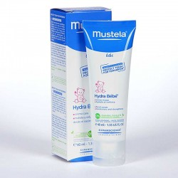 Mustela crema facial nutritiva al cold cream 40 ml