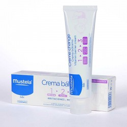 Mustela crema bálsamo 150 ml + tubo 50 ml