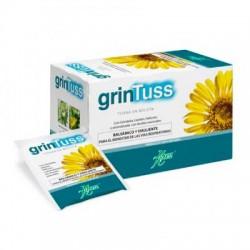 ABOCA GrinTuss tisana 20 filtros