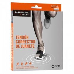 Farmalastic Sport tendón corrector juanetes T-L 1ud