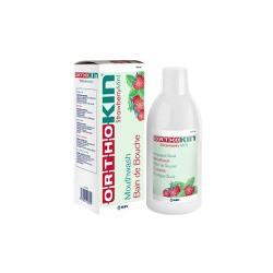 Kin orthokin colutorio sabor fresa mentolada 500 ml
