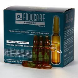Endocare Tensage Ampollas Superintensivas 20x2 ml