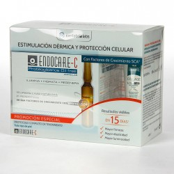 Endocare C Proteoglicanos Oil free 30 Ampollas + Cellage Day SPF30 15 ml Pack