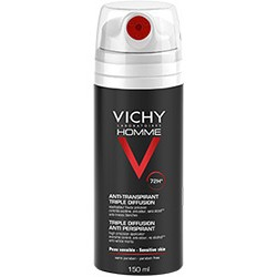 Vichy homme desodorante anti-transpirante 150 ml