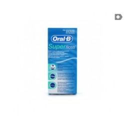 Oral-B seda dental superfloss