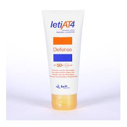 Leti AT4 crema defense barrera multiprotectora 100 ml