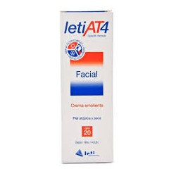 Leti AT4 crema facial SPF 20 50 ml