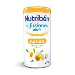 Nutribén infusiones alivit nature 200 g